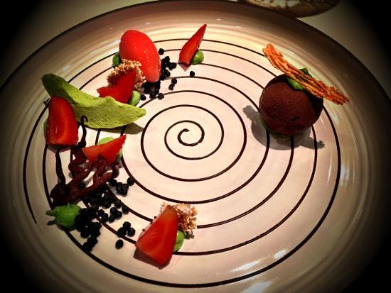 Wirsberg Herrmann das rot grüne dessert picture of restaurant herrmann