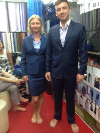 K.Boss Tailors