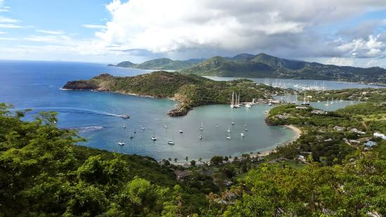 Antigua and Barbuda: Shirley Heights Lookout