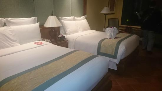 JW Marriott Phuket Resort & Spa: ベッド