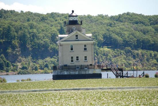 Rondout Lighthouse : From a Walk
