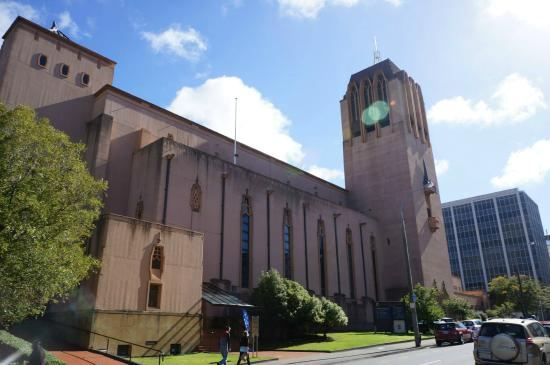 Wellington Cathedral of St. Paul