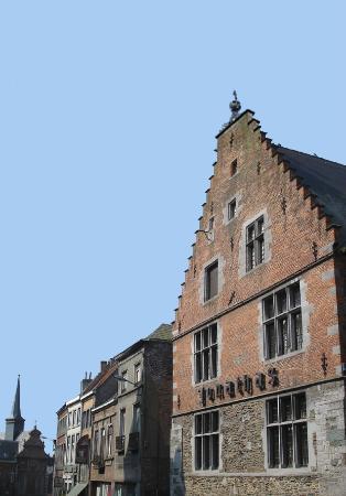 Enghien, Bélgica: Maison Jonathas - Musée des tapisseries