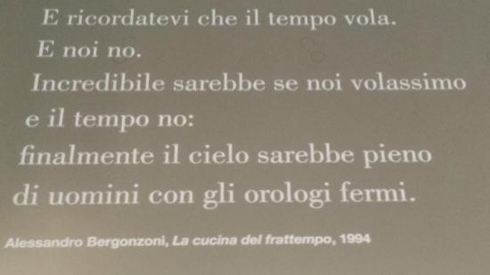 Il Tempo Vola Picture Of Museum Of The History Of Bologna Tripadvisor