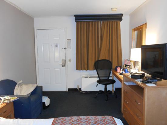 Days Inn Jefferson : Entrance area