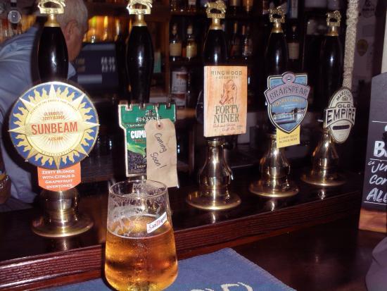 The award winning friendly local the Boot Inn Weymouth