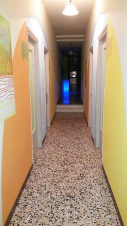 Agriturismo La Mussia: Corridoio camere