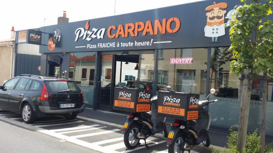 Pizza Carpano