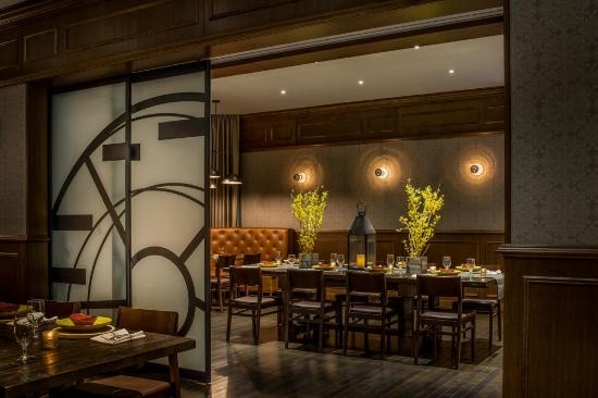 Private Dining Room PDR Bild Von Cambria Chicago Magnificent Mile