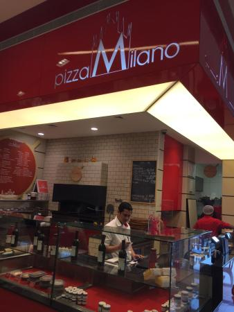 pizza milano picture of pizza milano kuwait city tripadvisor. Black Bedroom Furniture Sets. Home Design Ideas