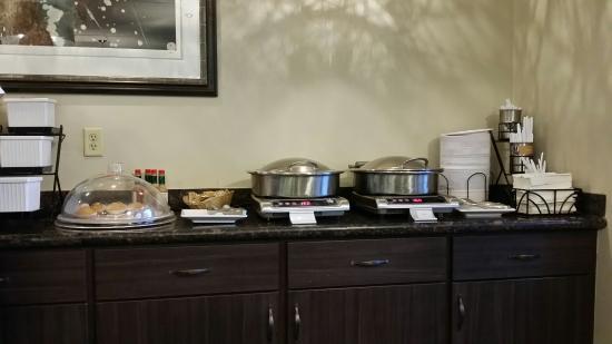 BEST WESTERN Pocatello Inn : Breakfast room
