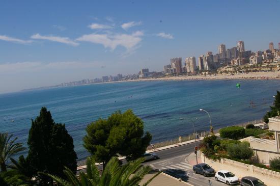 Playa Muchavista: vue sur la plage de la muchavista
