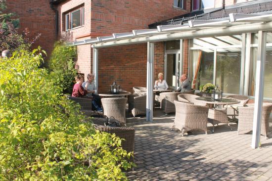 BEST WESTERN PLUS Gyldenlove Hotell: Vinterhagen