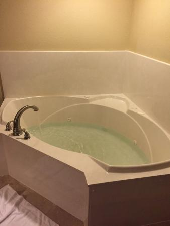 Hampton Inn London-North: The room was very clean.   The whole place was clean and smelled fresh!    The staff was all ver