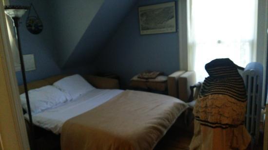 Shipwright Inn: 部屋の中