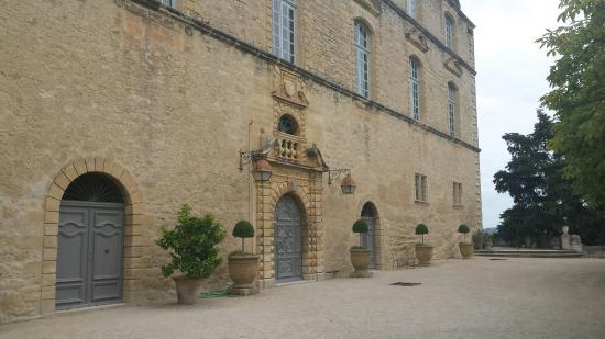 Chateau d'Ansouis