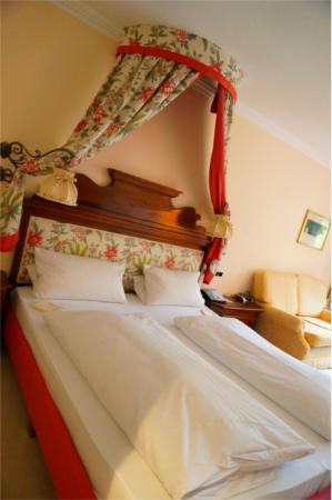 Bachmair Hotel am See: ベットルーム