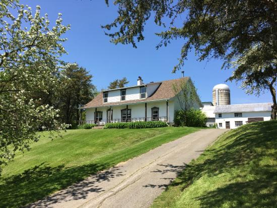 Chalets Montmorency : La Vieille Forge, 8 bedroom farm house