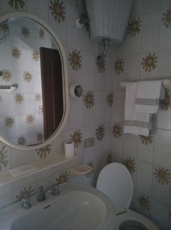 Hotel Atena: bagno
