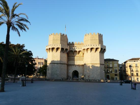 Torres de Serranos