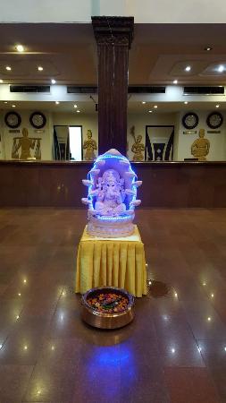 โรงแรมไวชาลิ: Hotel Vaishali