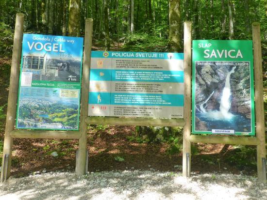 Resultado de imagen de cascadas savica