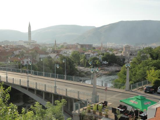 Hotel Kriva Cuprija II: vista bellissima