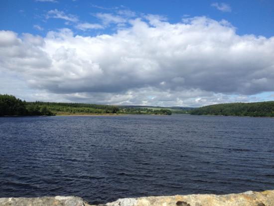 Timble, UK: Nearby Fewston Reservoir