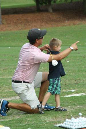 Dana Rader Golf School: Lessons for all ages 4-80+