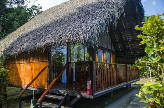 Yacuma Ecolodge: New Cabin Full View