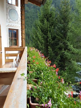 Hotel Millennium: balcone