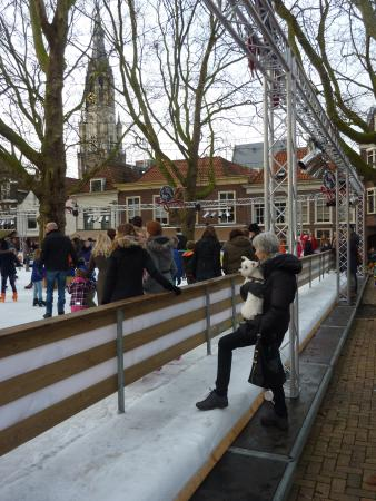 Beestenmarkt: In wintertime