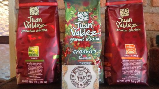 Colombiaanse koffie in Nederland