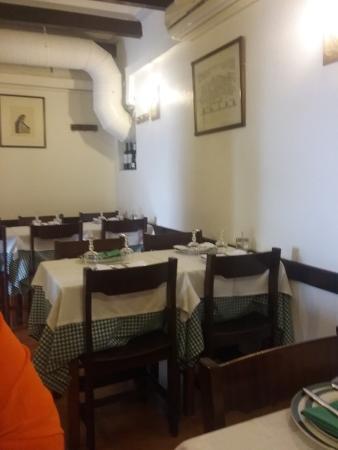 Restaurante O Caldo Verde: Restaurante