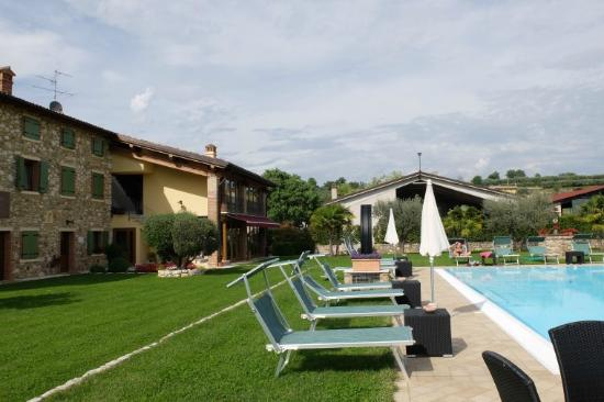 Agriturismo Le Campagnole : Relaxen