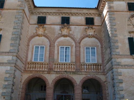 Sovicille, Italie : Villa Cetinale