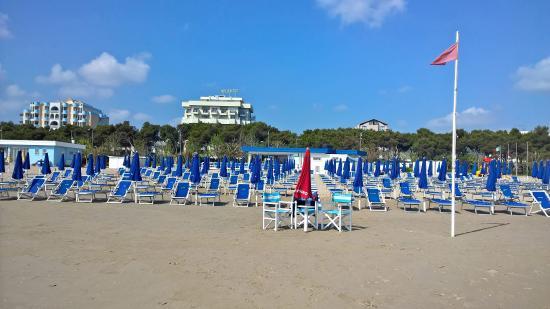 Zenit Hotel: La spiaggia