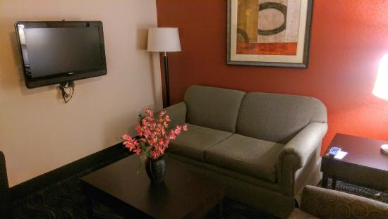 Holiday Inn Hotel & Suites Grand Junction-Airport: King Suite