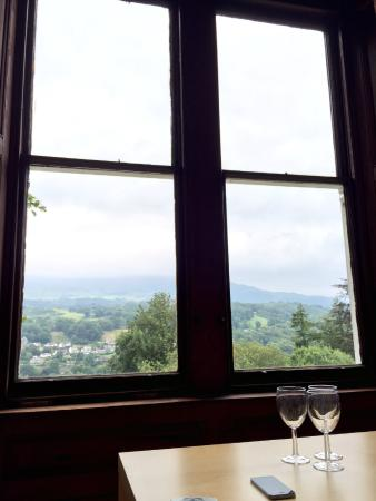 Penycoed Hall : View from Front room