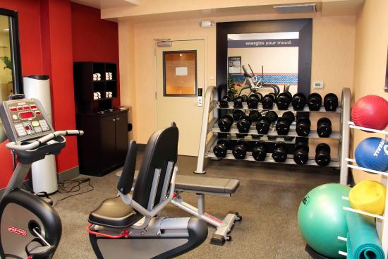 Hampton Inn & Suites Denver-Speer Boulevard: Fitness Center
