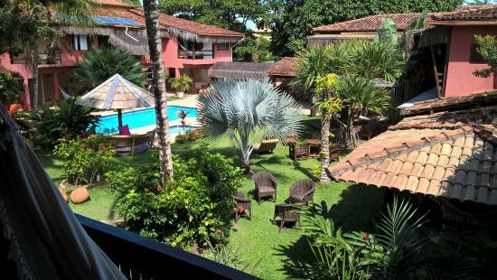 Hotel Pousada Saudosa Maloca: Desde o quarto, de día