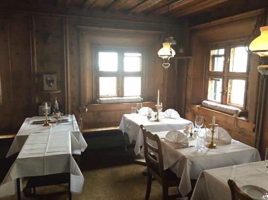 Restaurant Arturo: Antike Sube