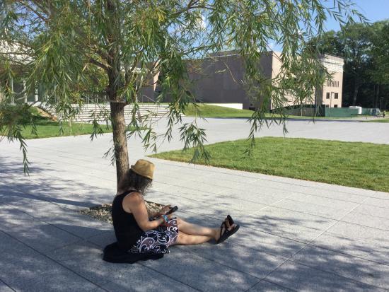 Williamstown, Μασαχουσέτη: Relaxing outdoor spot