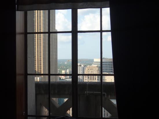 The Living Room / Prohibition: Our Window View From The Table Part 77