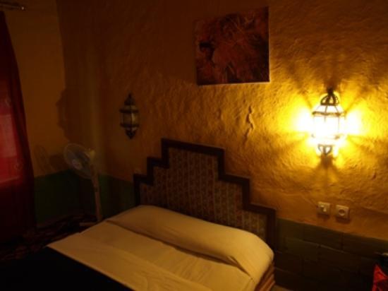 Kasbah Sable D'or: Nuestra habitación.