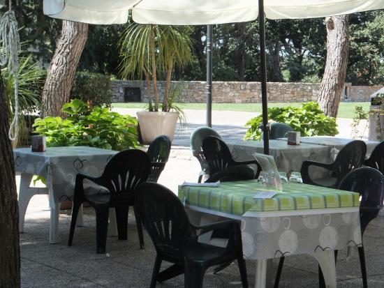 Ristorante giardino davanti entrata foto di pizzeria l - Giardino d abruzzo ...