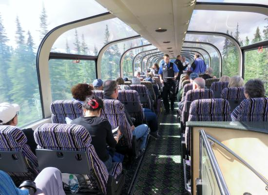 McKinley Explorer: Traveling to Anchorage in Style