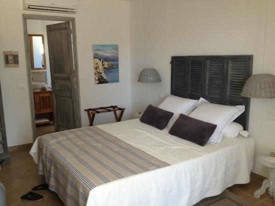 chambre - picture of chambres d'hotes a manichetta, bonifacio