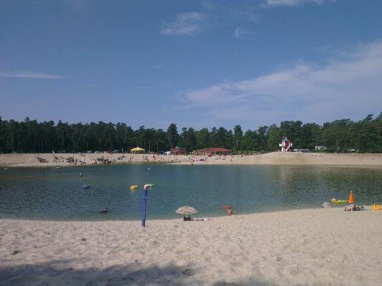 Südsee-Camp: Badesee