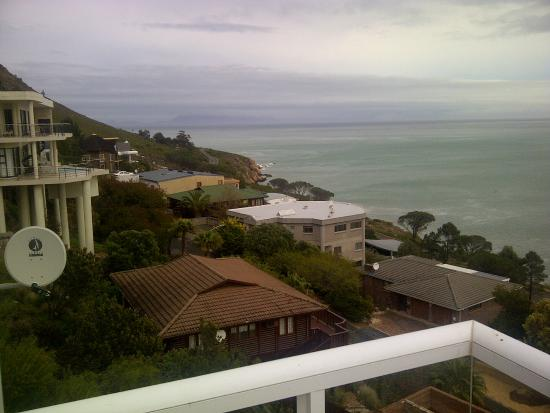 Gordon's Bay, Sydafrika: View from the balcony